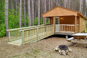 Cabin 3 (ADA accessible)